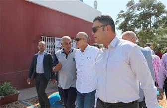 افتتاح المركز التكنولوجي لخدمة المواطنين بـ6 أكتوبر ضمن فعاليات العيد القومي الأربعين للمدينة  صور