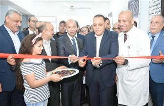 افتتاح جناح العمليات وقسم الجراحات الداخلي بمستشفى أبو كبير المركزي بتكلفة 5 ملايين جنيه |صور
