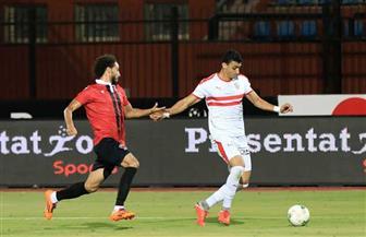 مدرب إف سي مصر: لم أسع لإضاعة الوقت أمام الزمالك.. وثنائي الفريق غادرا بسبب الإصابة