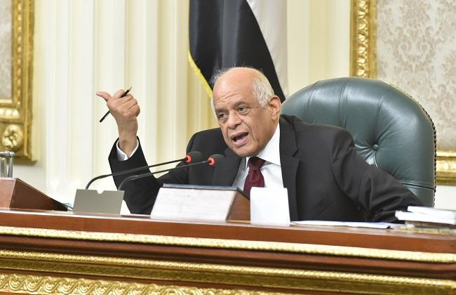 رئيس النواب لا يوجد معتقلون سياسيون في سجون مصر