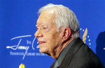 الرئيس الأمريكي الأسبق كارتر يتعرض للسقوط مجددا في منزله بولاية جورجيا