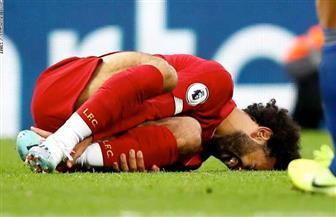 الكشف عن حجم إصابة محمد صلاح.. هل سيغيب عن مواجهة مانشستر يونايتد؟