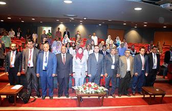 افتتاح فعاليات المنتدى العربي للمدن الذكية بالأقصر| صور