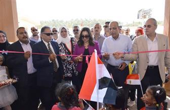 افتتاح 6 مدارس بمدينة دمياط الجديدة | صور