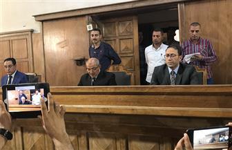 جنايات المنصورة تؤجل نظر قضية المتهمة بتعذيب حفيدتها لجلسة الأربعاء | صور