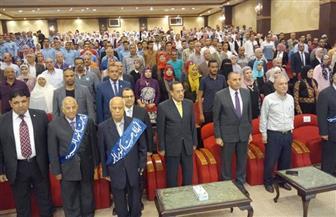 الشباب والرياضة بشمال سيناء تحتفل بذكرى انتصارات حرب أكتوبر | صور