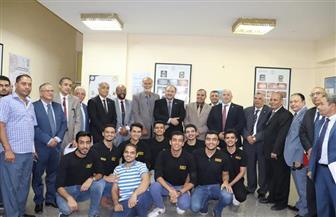 قيادات جامعة الأزهر تشارك كلية طب الأسنان احتفالها بالحصول على الجودة والاعتماد | صور