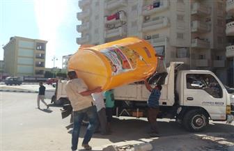 تحرير 10 محاضر وضبط 40 مخالفة من أمام المدارس في مرسى مطروح| صور