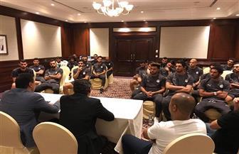 البدري فى أول جلسة بالمعسكر: الجميع عليه مسئولية وعلينا العمل سويا من أجل منتخب مصر | صور