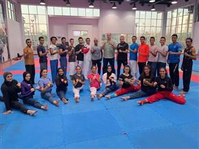 23 لاعبا يمثلون مصر ببطولة العالم الشاطئية للتايكوندو بالغردقة