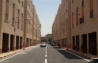 """""""الإسكان"""": جار تنفيذ عمارات مشروع تطوير منطقة العمال بمدينة المنيا"""