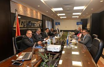 """""""مصر للطيران"""" تستضيف اجتماع لجنة الشحن الجوي باتحاد شركات الطيران الإفريقية"""