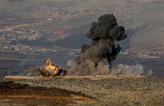 مقتل 8 مقاتلين من الحشد الشعبي العراقي في غارة لطائرات مجهولة على سوريا