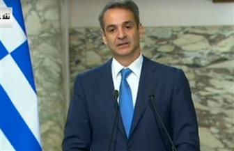 رئيس وزراء اليونان: نرفض التصرفات غير الشرعية لتركيا في المياه الإقليمية لقبرص