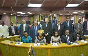افتتاح برنامج تدريب الكوادر القضائية بالدول الإفريقية الناطقة بالفرنسية