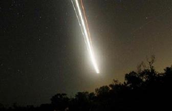 اكتشاف كرة نارية نادرة في السماء
