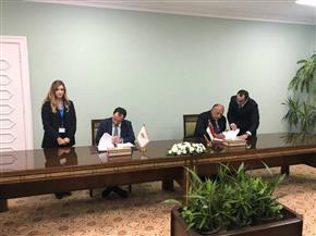 مصر وقبرص توقعان على اتفاقية لمنع الازدواج الضريبي | صور