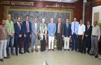 المنتدى العربي للمدن الذكية يختتم فعالياته في الأقصر   صور