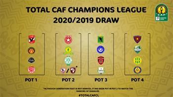 الاتحاد الإفريقي ينشر تصنيف الأندية في دور المجموعات بدوري أبطال إفريقيا