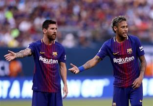 """ميسي يدق ناقوس الخطر لبرشلونة: """"نيمار قد ينتقل إلى ريال مدريد"""""""