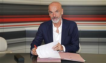 ميلان يعلن ستيفانو بيولي مدربا جديدا للروسونيري