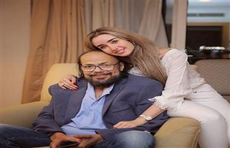 """هنا الزاهد تنعى طلعت زكريا: """"مش مصدقة إني مش هشوفك تاني.. معرفتش كلمة بابا غير وأنا معاك"""""""