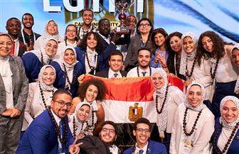 """تحت رعاية اورنچ مصر.. فريق جامعة القاهرة يفوز ببطولة كأس العالم لـ""""إيناكتس"""" 2019"""