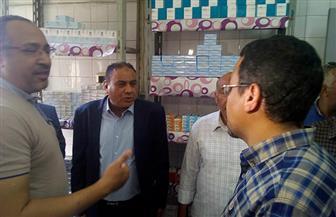 مدير التأمين الصحي بأسوان يفتتح أول صيدلية لخدمة المواطنين بأسعار مخفضة