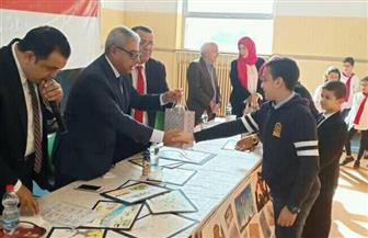 القنصل-العام-في-ميلانو-يشارك-الطلاب-المصريين-في-الاحتفال-بذكرى-نصر-أكتوبر-|-صور
