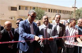 افتتاح وحدة للغسيل الكلوي بمستشفى المنشاة المركزي بتكلفة 500 ألف جنيه| صور