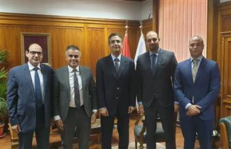 بنك ناصر الاجتماعي يبحث التعاون مع مؤسسة شباب القادة| صور