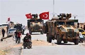فرار مئات السكان من بلدة تل أبيض بعد العدوان التركي على شمال سوريا