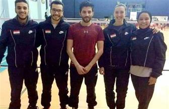 منتخب الريشة الطائرة يشارك فى بطولة البحرين الدولية