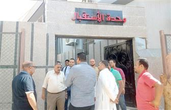 وكيل وزارة الصحة يتفقد مستشفيات بمدينة أسيوط | صور