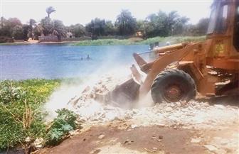الري: إزالة 49 ألف حالة تعد علي النيل منذ انطلاق الحملة القومية لإنقاذ النهر في 2015