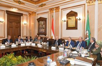 اتفاقيات دولية لجامعة القاهرة مع جامعات ومؤسسات عالمية
