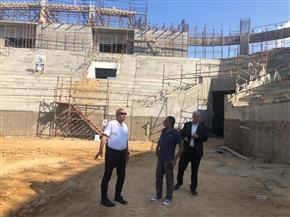 استعدادا لمونديال كرة اليد2021.. تعرف على موعد افتتاح الصالة المغطاة بإستاد برج العرب| صور