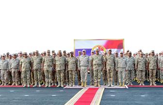 قائد الدفاع الجوي: التدريب المصرى الروسى «سهم الصداقة -1» يؤكد عمق التعاون الإستراتيجى