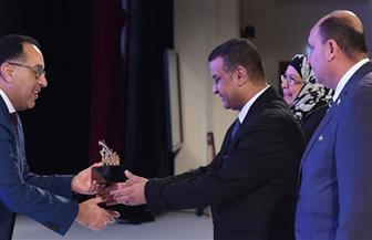 فائز بجائزة التميز الحكومي لـ«بوابة الأهرام»: الحكومة تكرم أصحاب الجهود.. وكان سيغشى علي عند التكريم