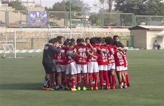 الأهلى يفوز على المقاولون العرب برباعية في بطولة منطقة القاهرة