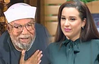 حفيد الشيخ الشعراوي يرد على إساءة أسما شريف منير لجده |فيديو