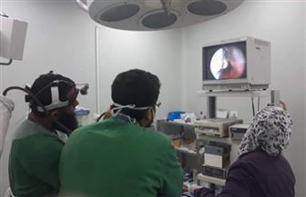 قافلة جامعة الزقازيق تجري 42 عملية جراحية وتكشف على 492 حالة الغردقة | صور
