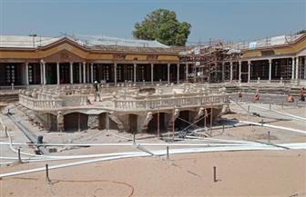 محافظ القليوبية: العمل يجرى على قدم وساق بقصر محمد على في شبرا الخيمة