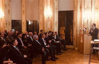 سفارة مصر في بريطانيا تقيم عدة فعاليات بمناسبة افتتاح معرض «توت عنخ أمون» بلندن | صور