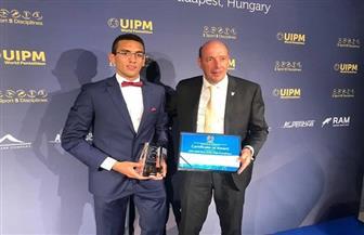 أحمد الجندي ضمن سفراء الإبداع الرياضي بجائزة آل مكتوم