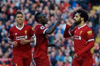 الهداف التاريخي للبريميرليج: ثلاثي هجوم ليفربول سيحسم الفوز على السيتي