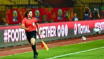 تعرف على المحكمة المغربية فتيحة الجرمومي المشاركة ببطولة كأس أمم إفريقيا تحت 23 عاما