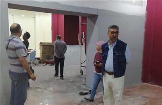 رئيس قطاع المتاحف يتفقد متحف الغردقة بمحافظة البحرالأحمر|  صور