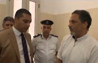 """""""الاستعلامات"""" تصدر فيديو لزيارة أعضاء نيابة أمن الدولة العليا لمنطقة سجون طرة"""