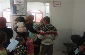"""الكشف على 700 مريض مجانا خلال قافلة طبية بقرية """"بني عيش"""" في سوهاج"""